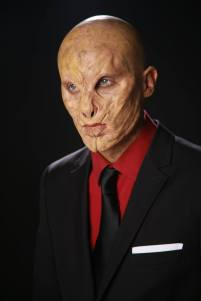Make-up by Rose Ripley
